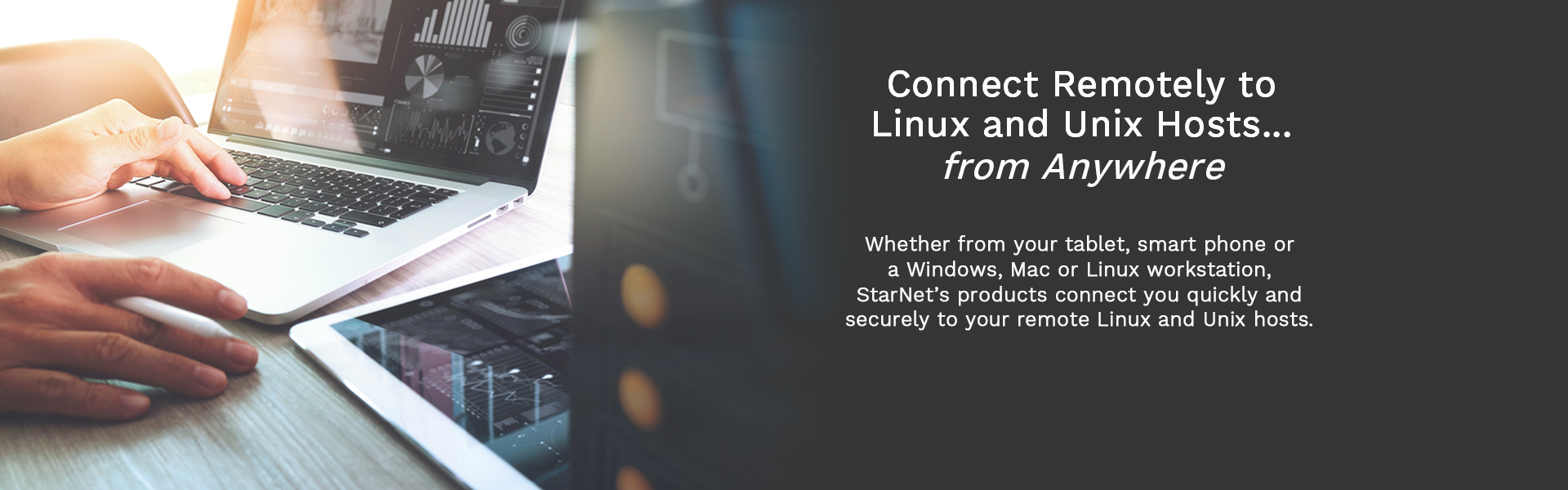 Connect Remotely