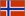 Norway Flag X-Win32